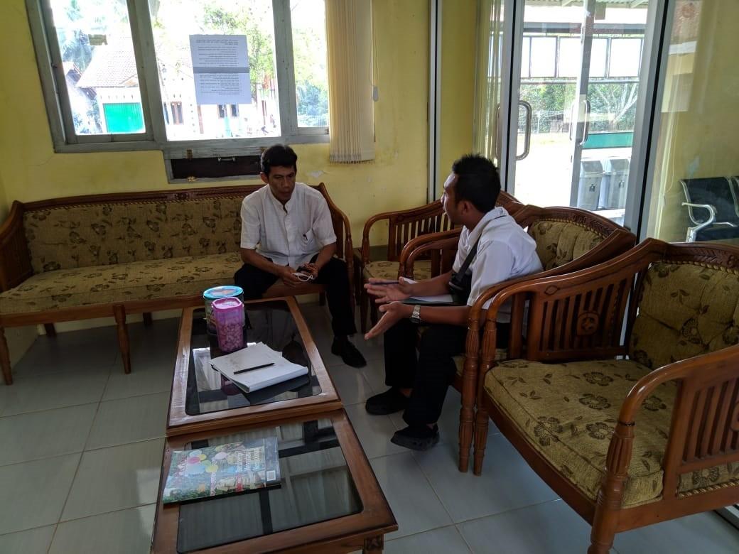 Monitoring Daerah Rawan Kekeringan di Kecamatan Bener