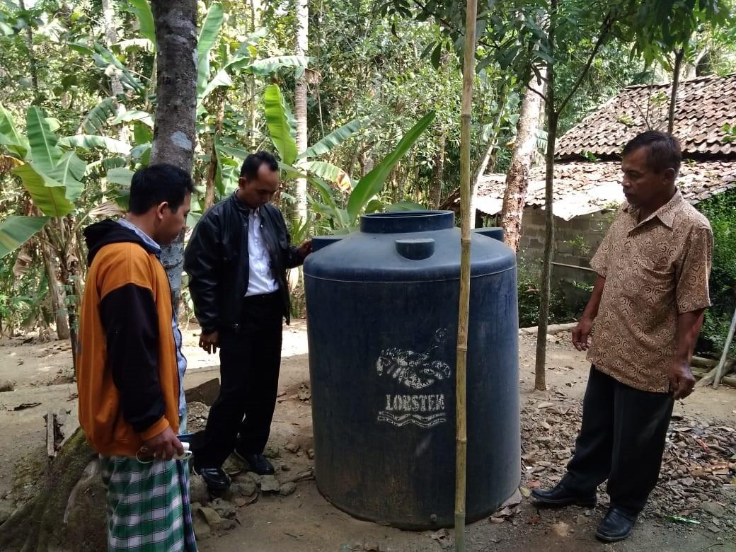 Monitoring Daerah Rawan Kekeringan di Kecamatan Purworejo
